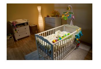 Tips bij het indelen van je babykamer.