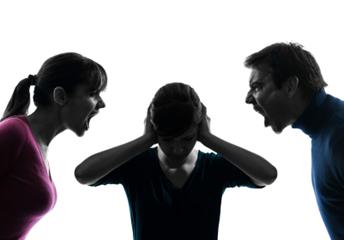 Is je stem verheffen een goed middel tegen je ongehoorzame kind?