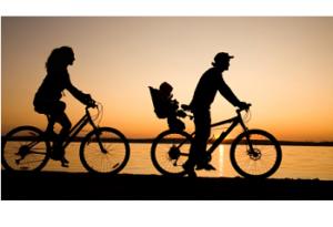 Met je kind op de fiets. Hoe doe je dat veilig?