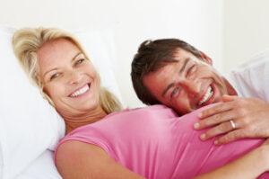 De kans om zwanger te raken