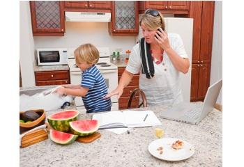 Tips voor de huishoudelijke uitstellers!