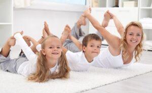 De heilzame werking van yoga