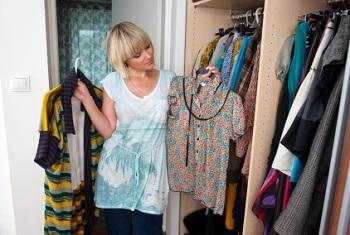 Tijd om je kledingkast op te ruimen