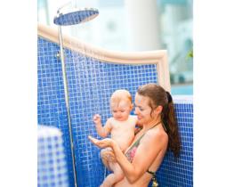 Bespaar geld door korter te douchen