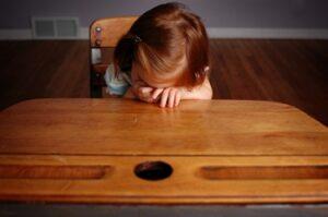 Tips als je kind faalangst heeft
