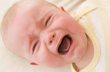kind vaak ziek en koorts