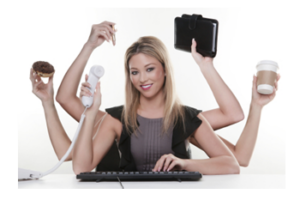 Stop met multi tasking!